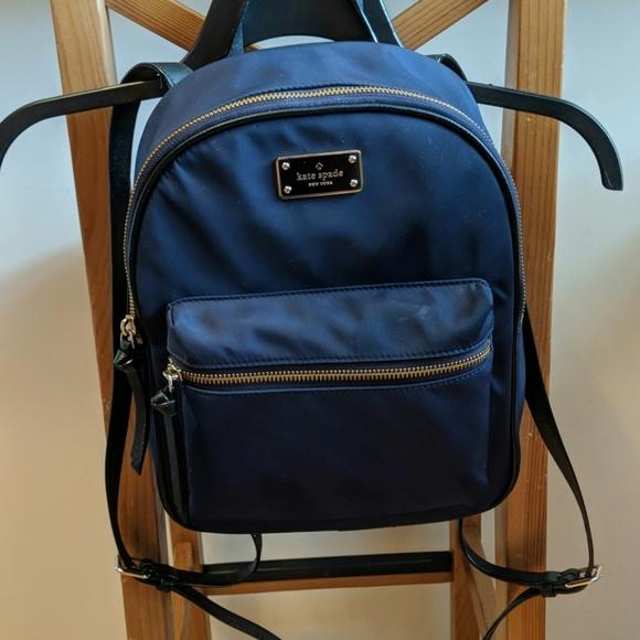 EUC Kate Spade Bradley Backpack (Small)